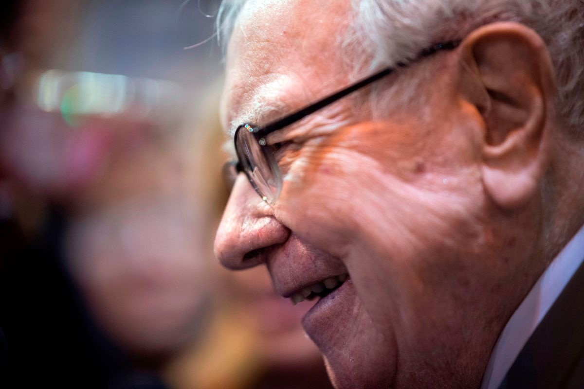 Warren Buffett will not leave any of his massive fortune of over $100 billion to his children
