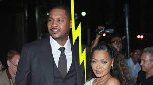 After 16 years with Carmelo Anthony, La La Anthony files for divorce.