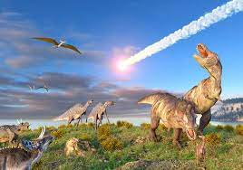 Dinosaurs may have been wiped off by more than one asteroid, according to a new study.