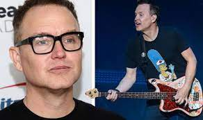 Bassist for Blink-182 Mark Hoppus Confirms He Has Cancer and Is Receiving Chemotherapy
