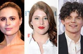 """Edward Bluemel, Lydia Rose Bewley, and Yolande Kettle shall participate inside this Netflix and MRC rendition of Jane Austen's masterpiece """"Persuasion."""""""