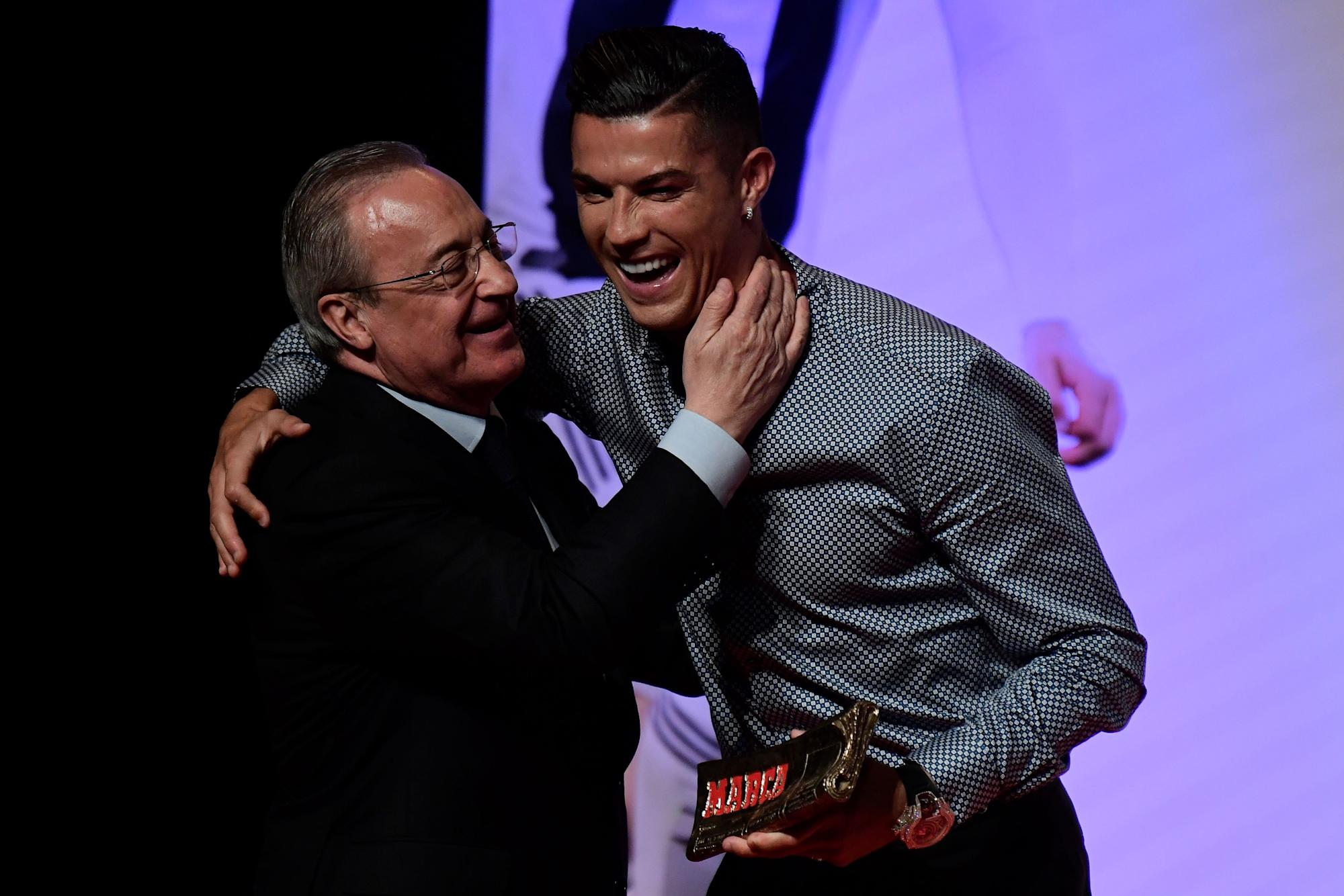 The new acoustics revealed by Florentino Perez, President of Real Madrid