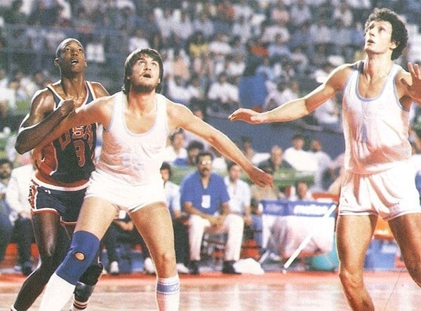 After 35 years of forgetting the feat of Argentine basketball against the United States