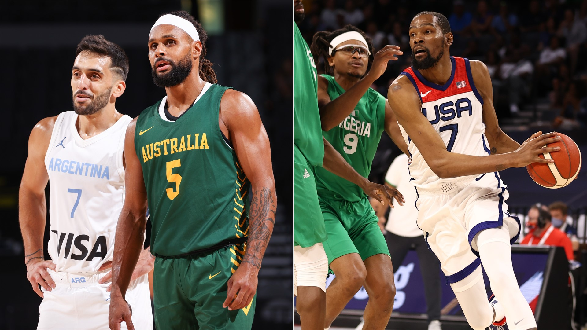 Tokyo 2020 Olympics: Biggest Stories to Watch in Men's Basketball    NBA.com Mexico