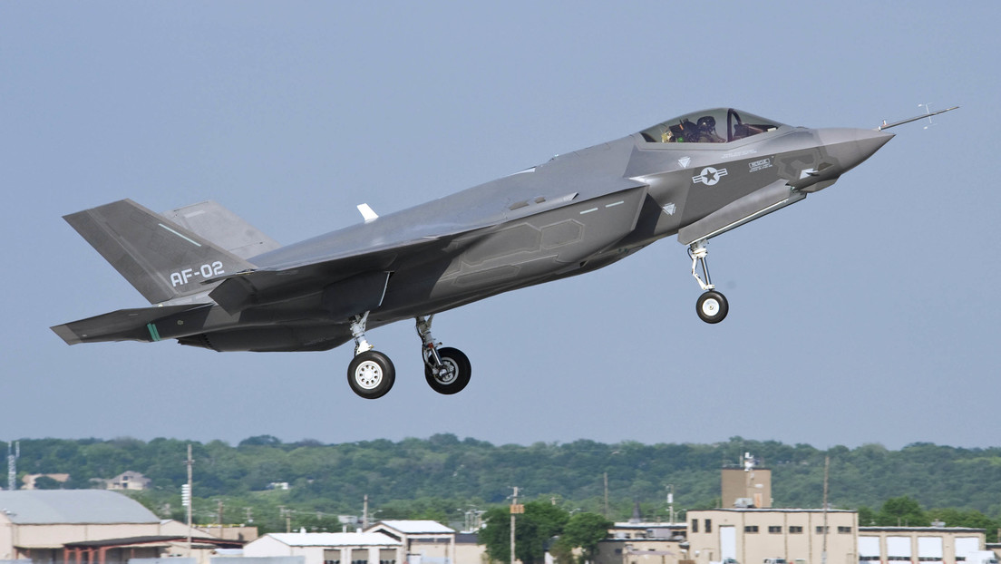 Nearly 15% of the US Air Force's F-35 fleet is out of service due to a lack of engines