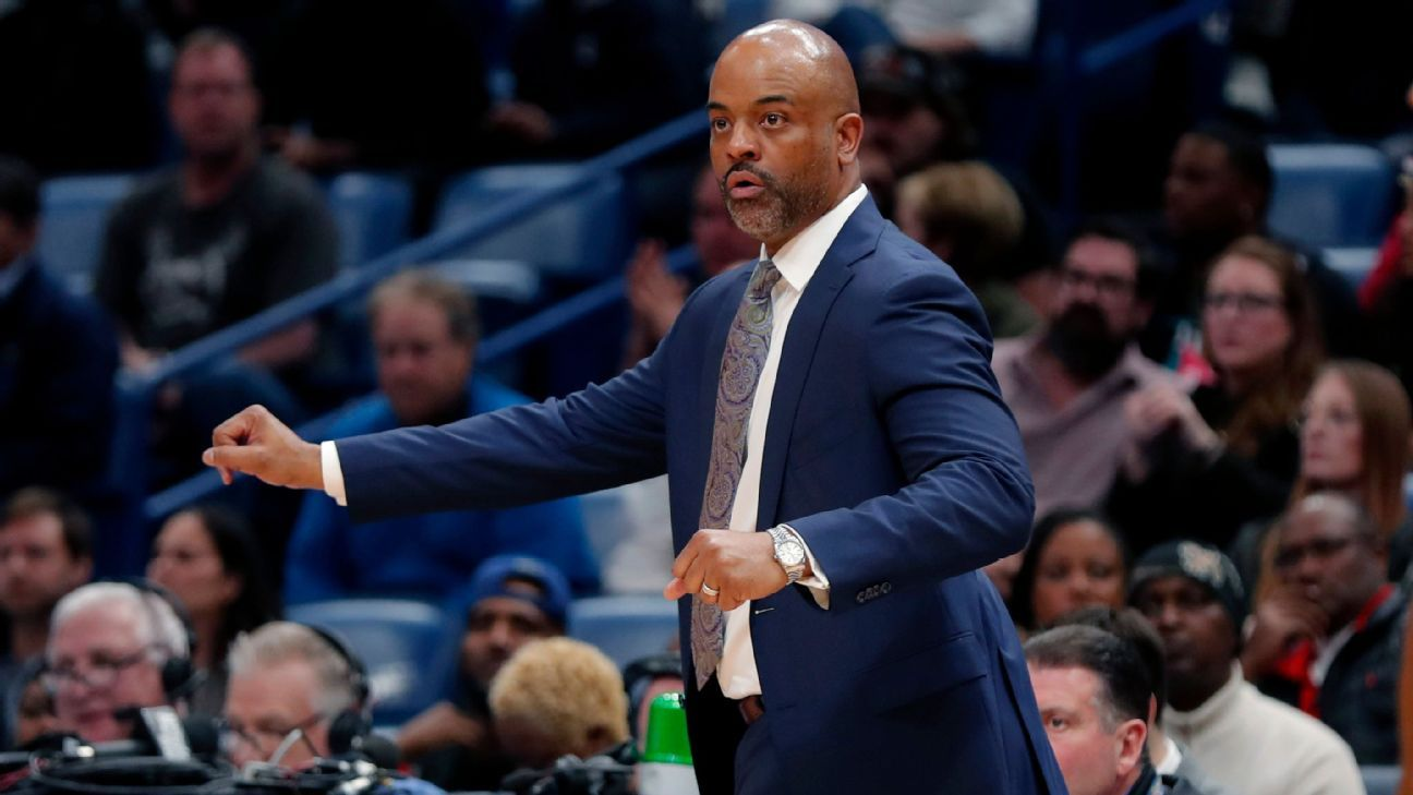 Wes Unseld Jr. agrees to a 4-year contract to coach the Washington Wizards, according to sources