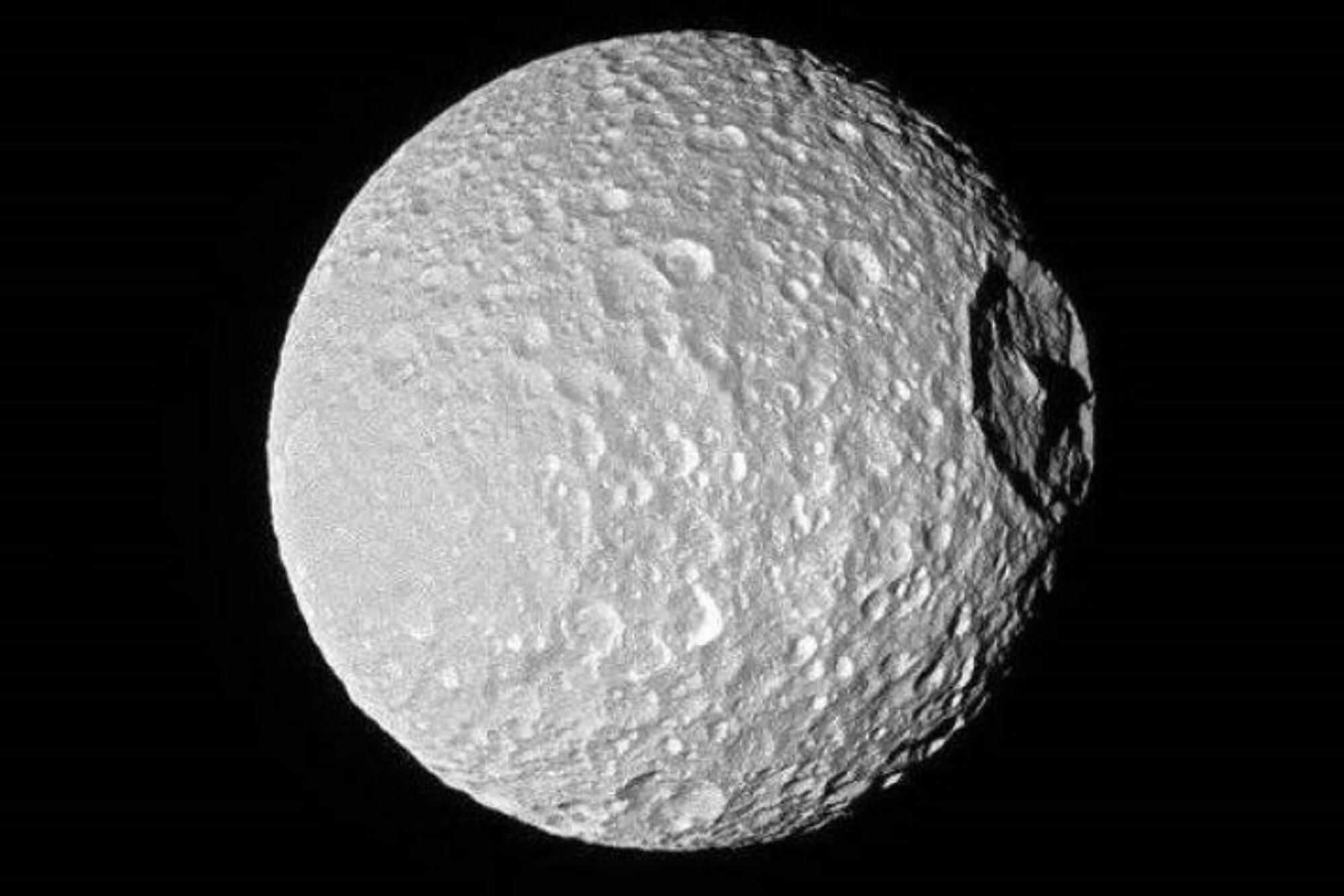 The change in the Moon's orbit has alerted NASA