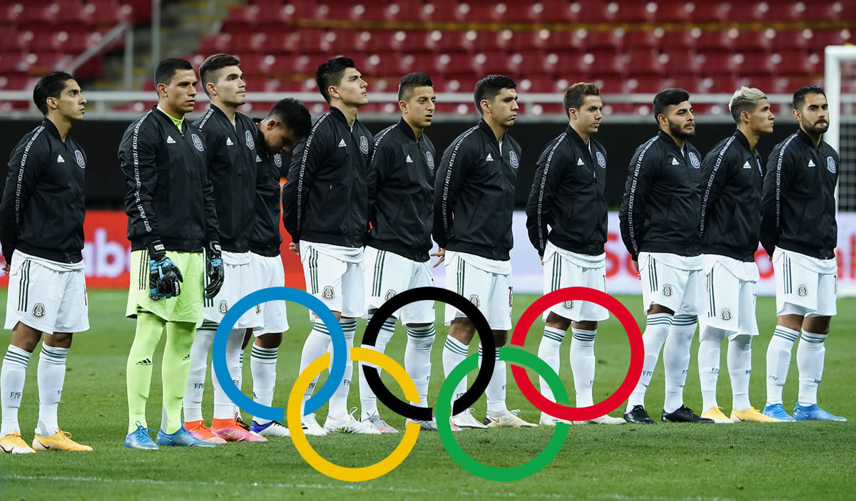 Mexico National Team: The Amazing Olympic Games Uniform