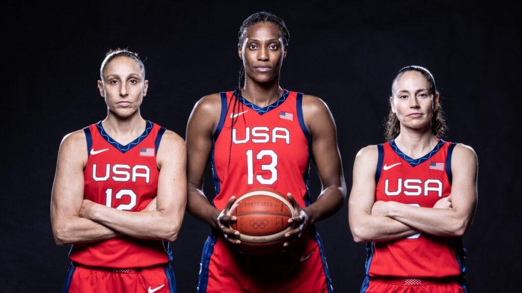 USA Women's Basketball Team Ready to Run for Seventh Consecutive Gold Medal – Marca Claro