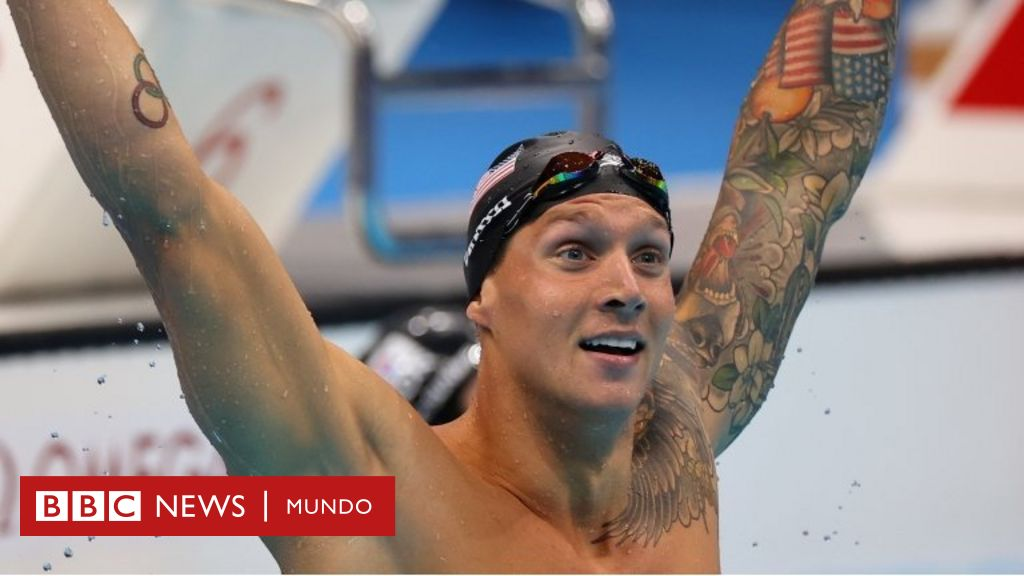 TOKYO: American golf trestle won gold in the 100-meter freestyle at the Olympics.