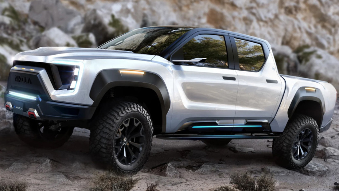 Photos: They offer a hydrogen electric truck with a range of nearly 1,000 km, a potential competitor to the Cybertruck