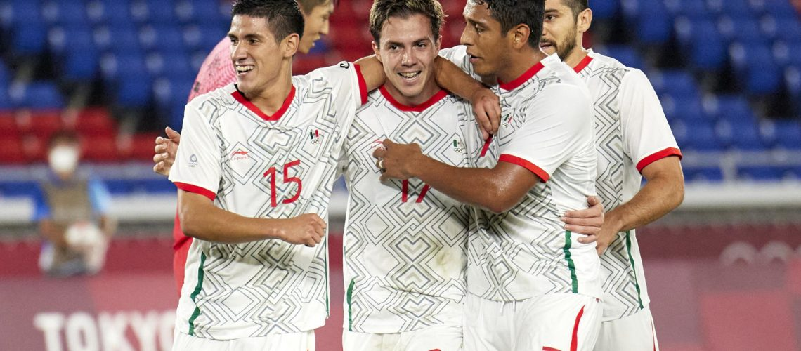 Mexico to beat South Korea in 2020 semi-finals against Brazil in Tokyo