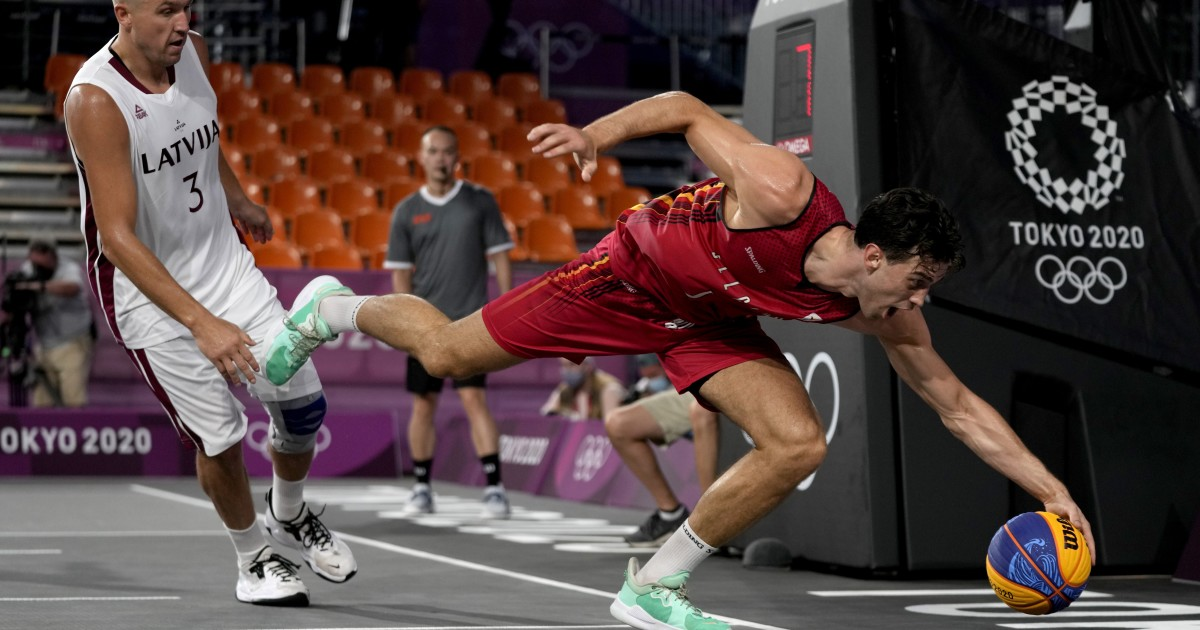 3×3 basketball goes from street to Olympic appearance
