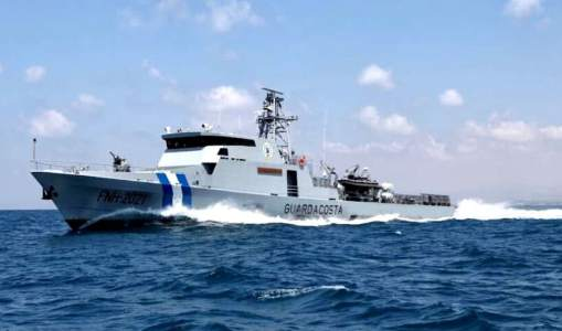 A boat with 15 Hondurans on board disappears