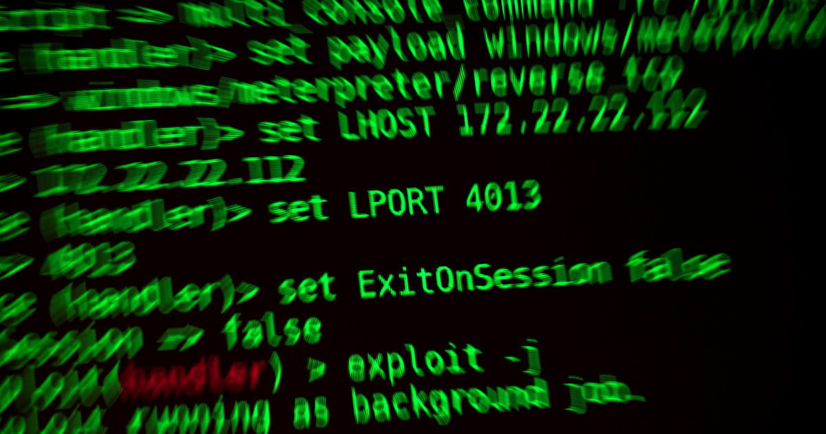 A serial cyber attack hit 200 companies in the US