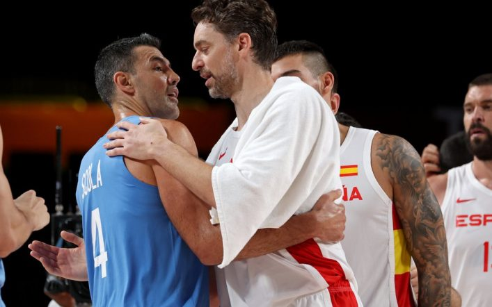 Argentina suffered another basketball setback against Spain that jeopardized their survival in the Olympics: what they need to qualify for the quarter-finals