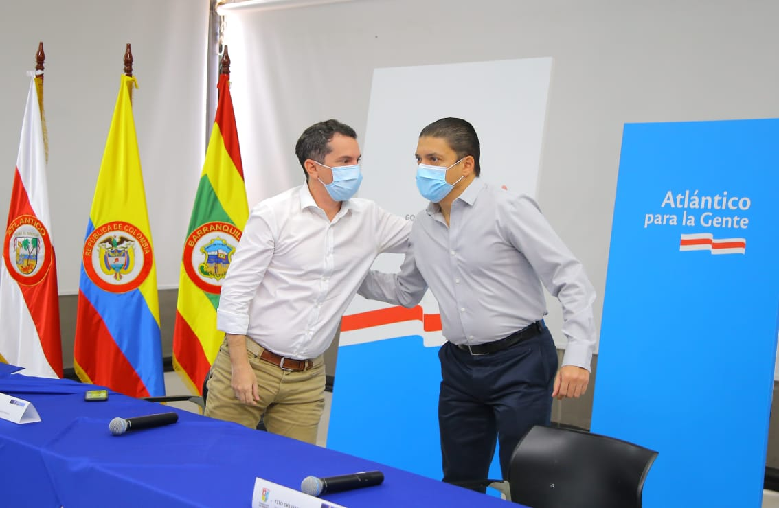 At Atlántico, they opened 4 invitations to science, technology and innovation