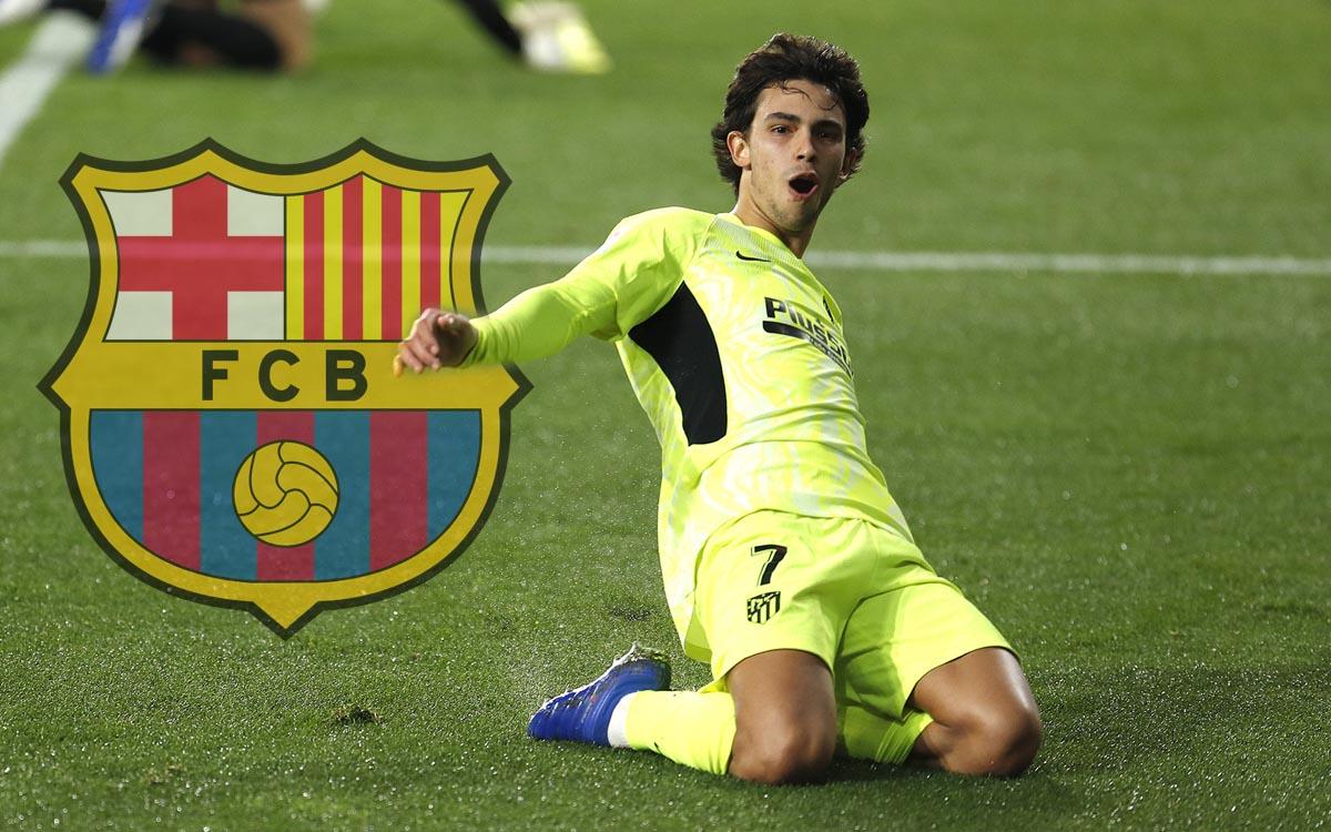 Atletico Madrid denies Joao Felix to Barcelona.  untouchable