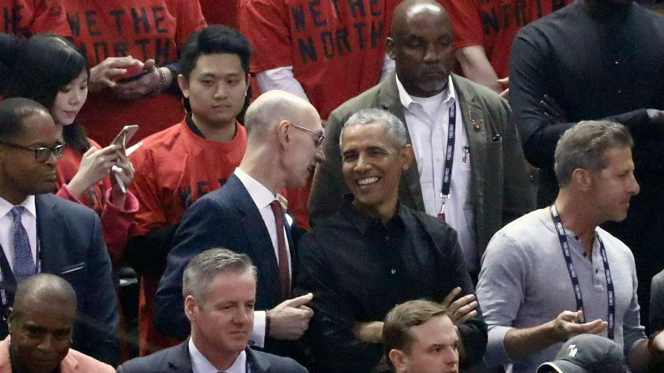 Barack Obama Joins NBA Africa as Minority Owner