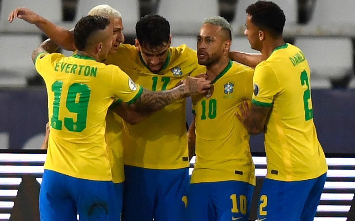 Brazil vs Peru (1-0): Neymar leads the final and Orminio says goodbye