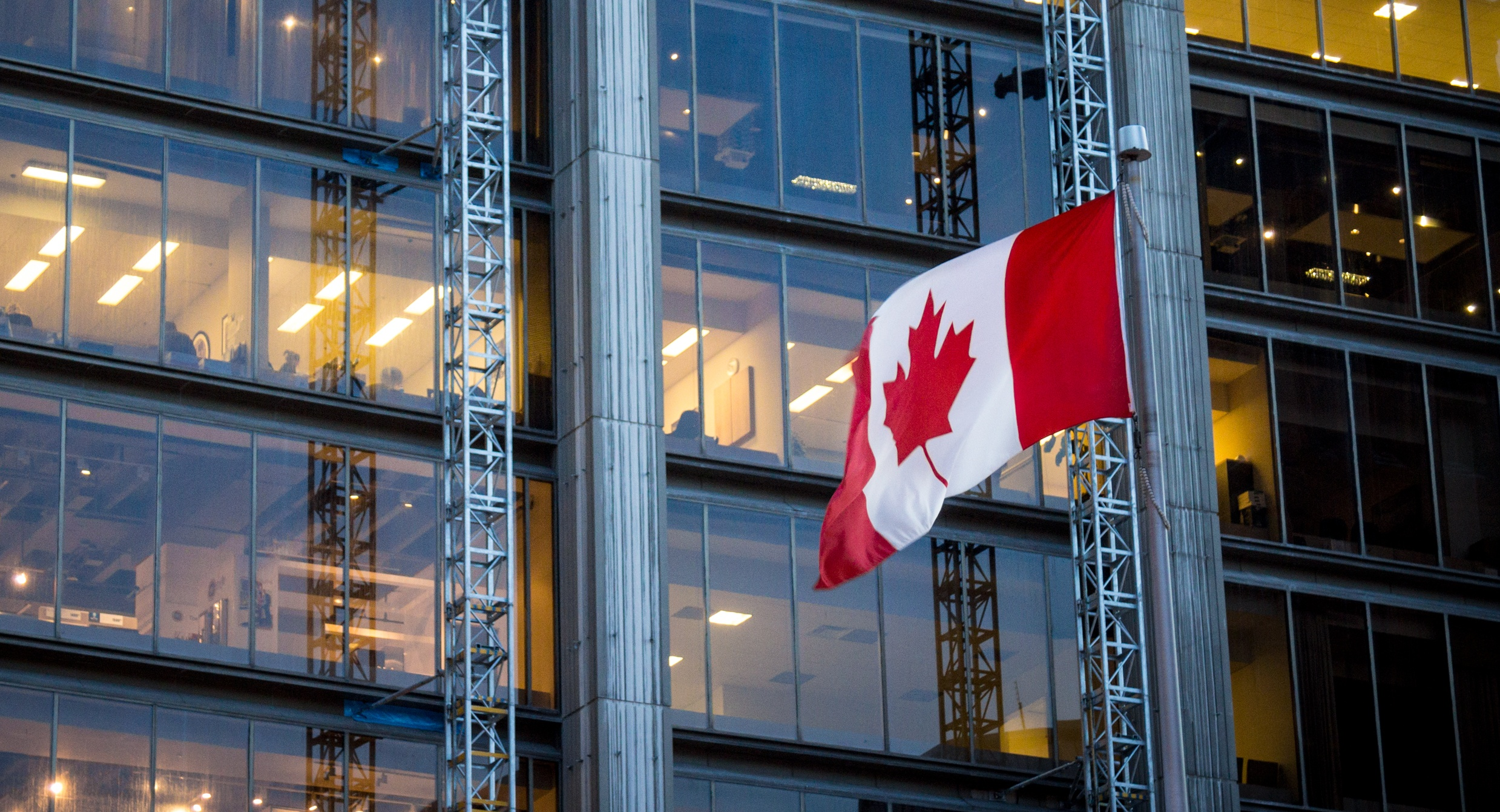 Why Canada is looking interesting for investments?