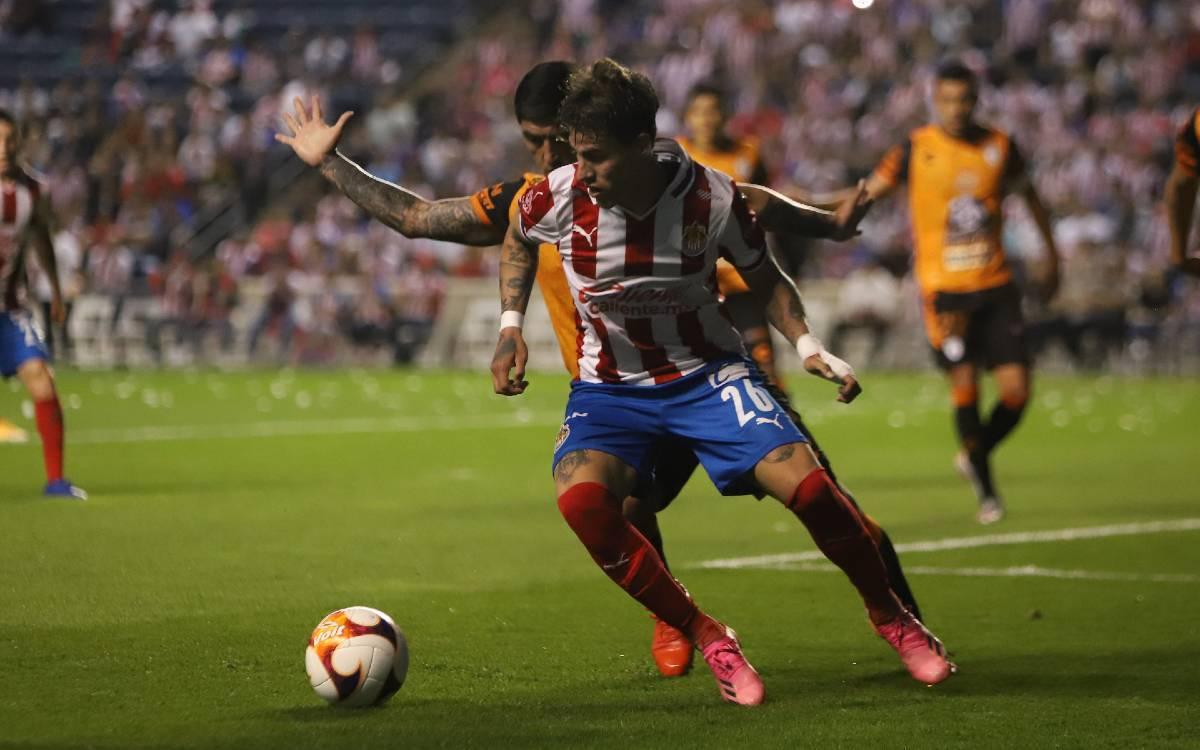 Chivas Pachuca 3-1 goals;  Liga MX Friendly Match