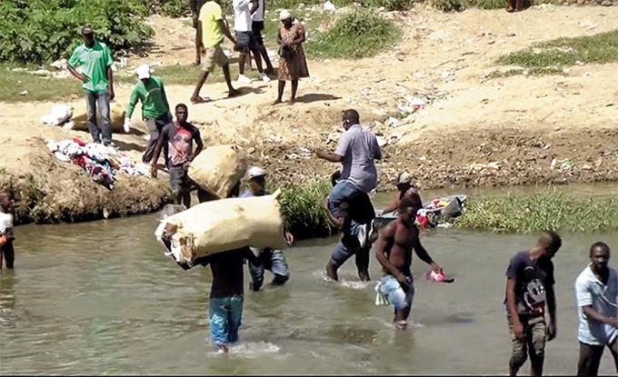 Crisis – Abenader calls for an international plan to help Haiti
