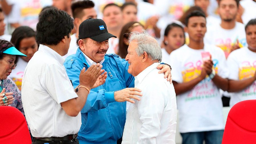 Daniel Ortega's regime gives Nicaraguan nationality to Sanchez Seron and his family