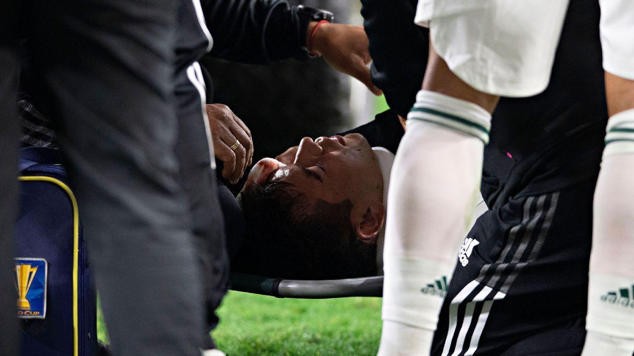 Efron Alvarez reveals surgery on 'Chuckie' Lozano after clash between Trinidad and Tobago