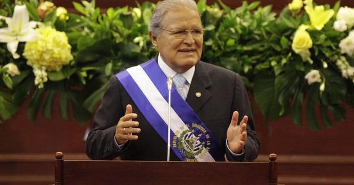 El Salvador: They ordered the arrest of former President Salvador Sanchez Ceren on charges of illicit enrichment and money laundering