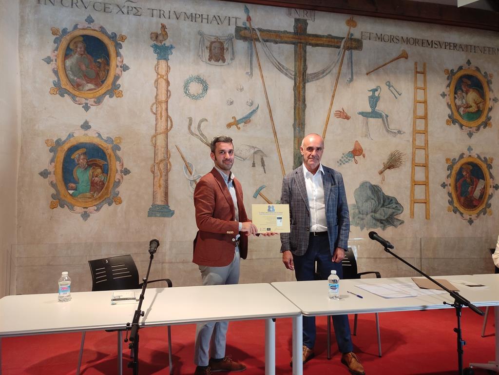 "Espacio Santa Clara presents in Seville the winning work of the 11th Ibero-American Poetry Prize ""Hermanos Machado"""