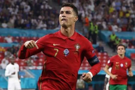 For a compelling reason: Cristiano Ronaldo won the European Cup Golden Boot