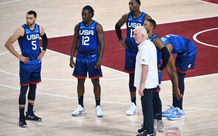 Greg Popovich: I don't see where the surprise can be seen in France's victory |  Other sports |  Sports