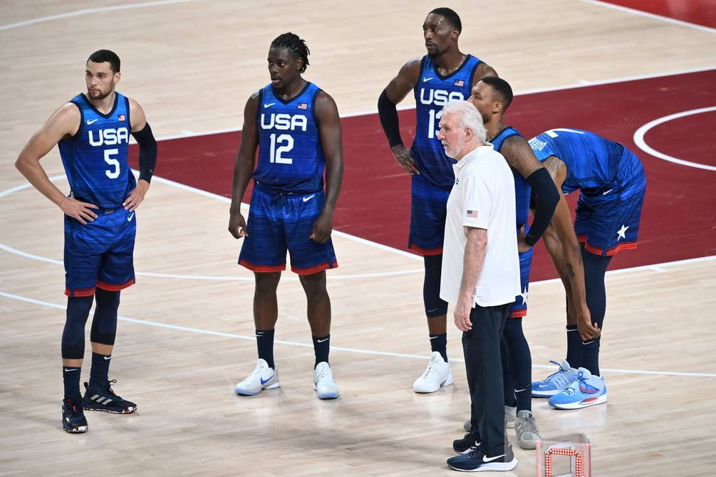 Greg Popovich: I don't see where the surprise can be seen in France's victory    Other sports    Sports