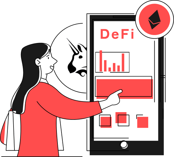 Justifications for the Trustworthiness of Defi Services and Solutions