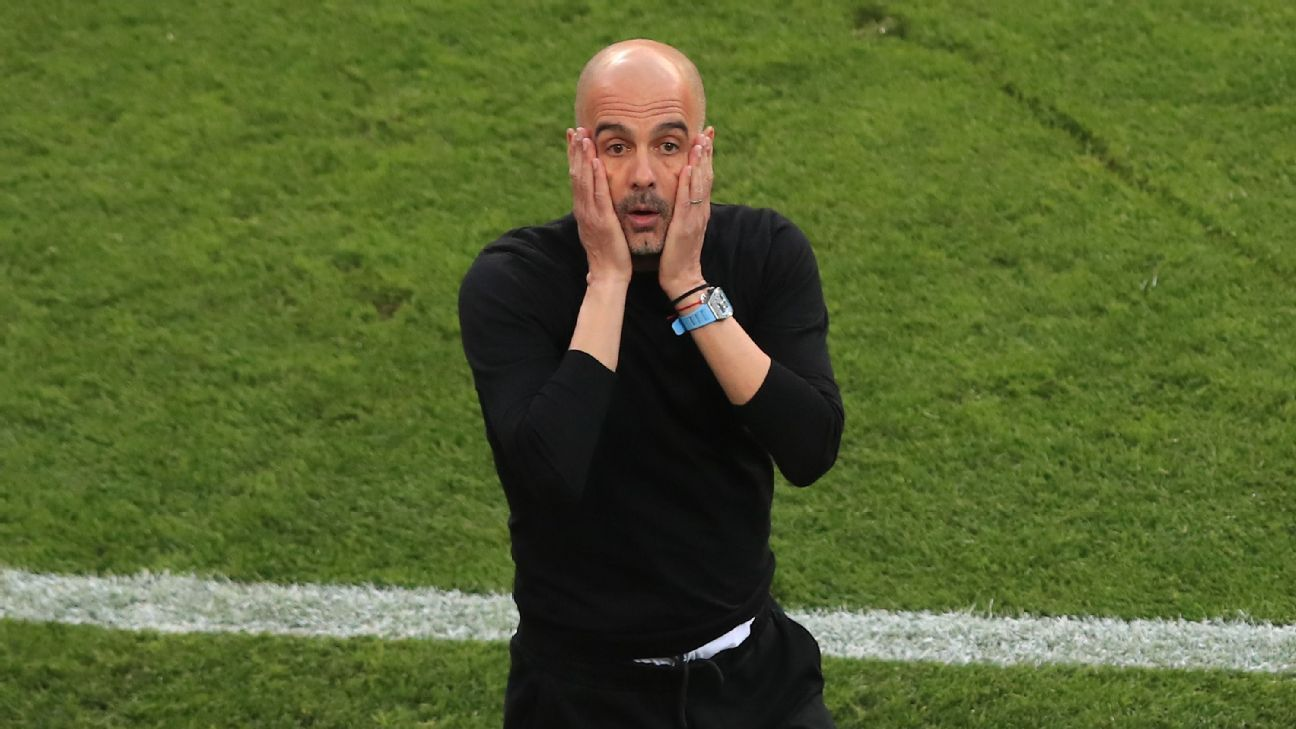 Guardiola told Tebas to learn from the Premier League's business model
