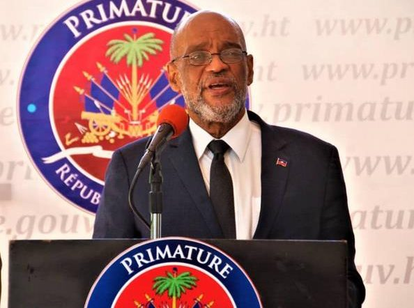 """Haitian PM: elections must be held """"as soon as possible"""""""