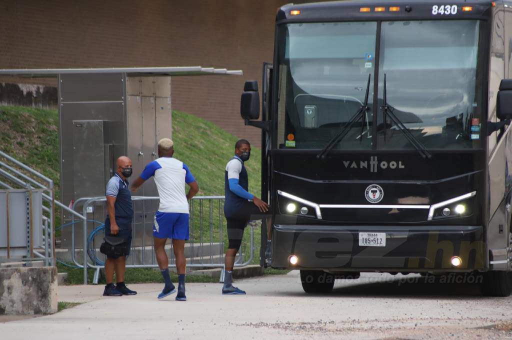 Honduras is forced to train in an artificial and indoor stadium in Houston – Diez –