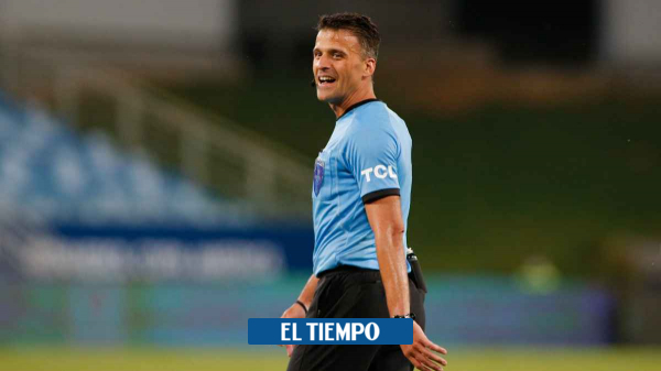Jesus Gil Manzano, the referee who sent Messi off for the first time – International Football – Sports لكرة