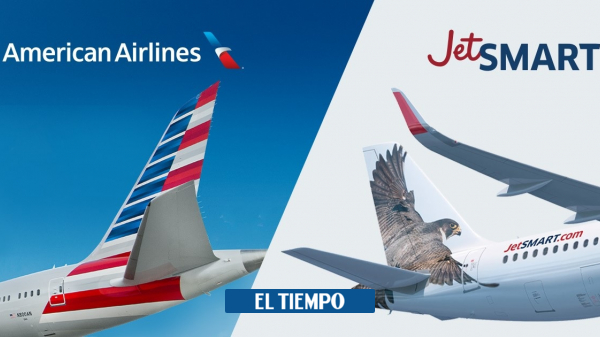 JetSmart: American will partner with a low-cost airline arriving in Colombia – Business Class – Economy