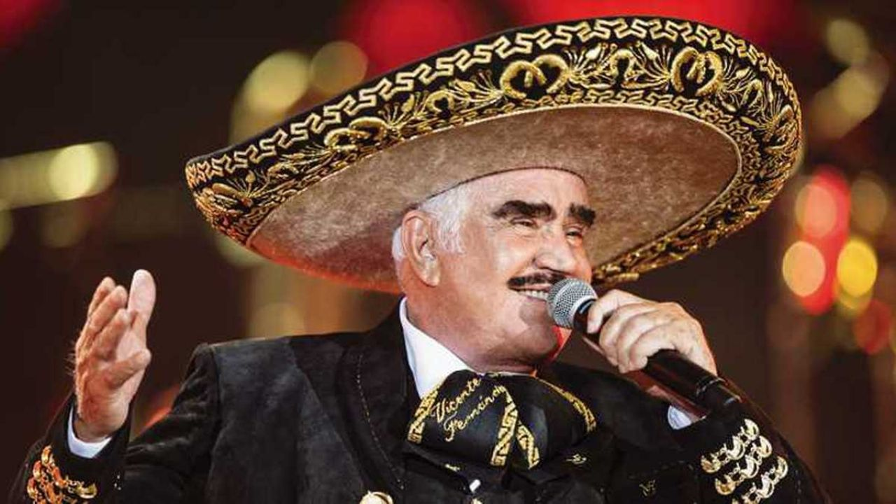 Latest news on the exact health of Vicente Fernandez