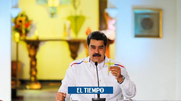Maduro says Venezuelan gold is being stolen from the UK – Venezuela – internationally