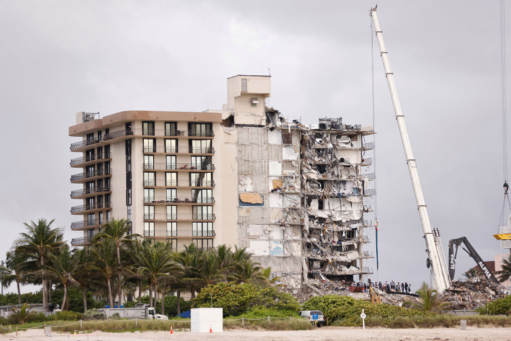 Minute by minute: What we know about the collapse of a building in Miami;  The impact of the victims, rescue efforts and tragedy