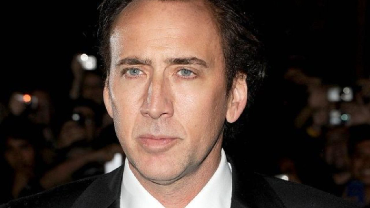 Nicolas Cage is reluctant to return to Hollywood.  this is the reason