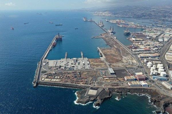 Port of Las Palmas gives new logistical space to Miller Logística |