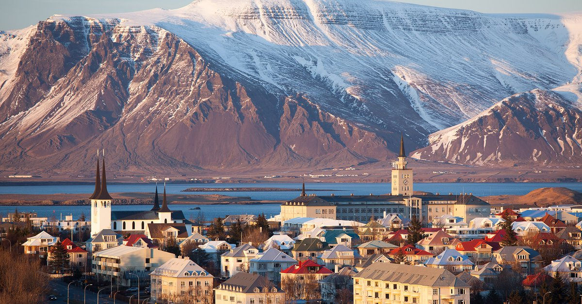 Scientists have discovered a possible new continent under Iceland