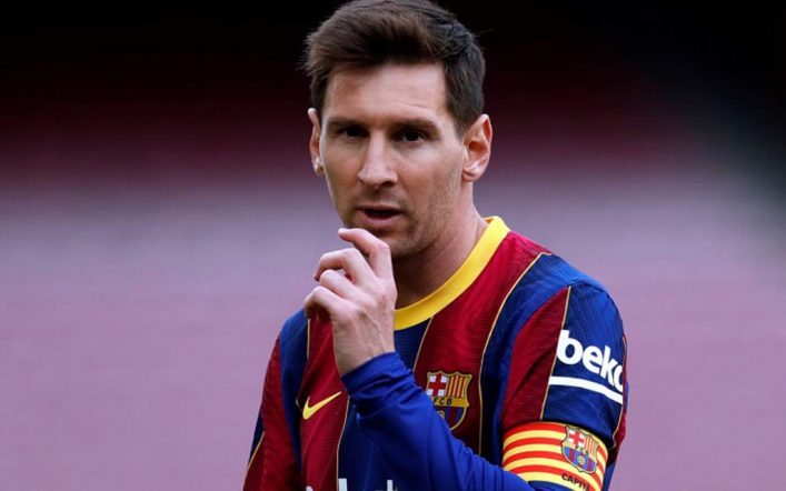 """The former Barcelona striker explained: """"I didn't play with Messi, he played with me. He's different""""- Ten"""
