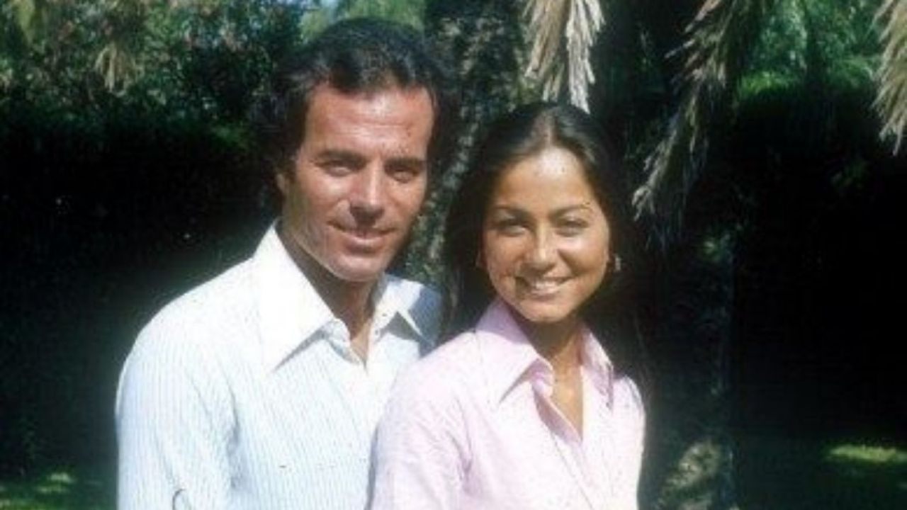 This is how Julio Iglesias met his first wife, Isabel Preysler