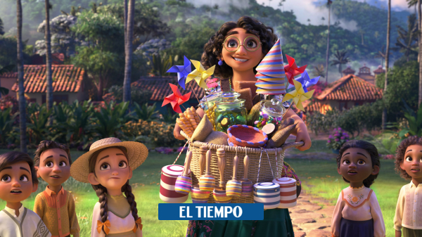 This is the trailer for Encanto, a Disney movie inspired by Colombia – Film & Television – Culture