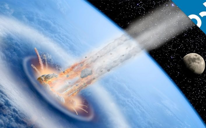 Take a deep breath: A new space telescope may be able to detect potentially dangerous asteroids heading towards Earth.